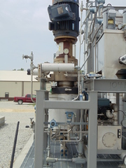 skid mounted water remediation equipment